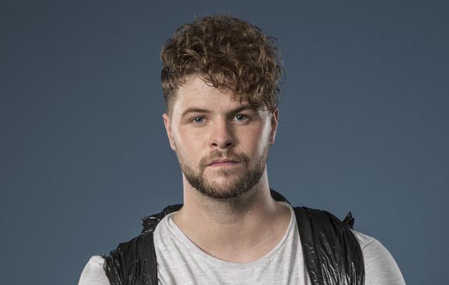 Jay McGuiness Celebrity Hunted