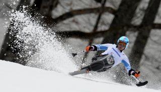 Austria's Roman Rabl, paralympian, olympics