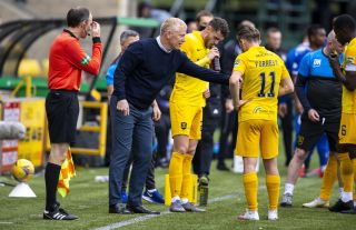 Livingston v Rangers – Scottish Premiership – Tony Macaroni Arena