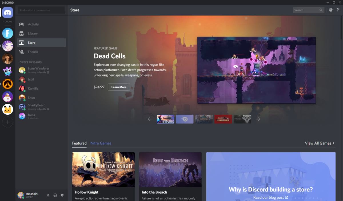 Discord's Nitro Is Now a Netflix for PC Games | Tom's Guide