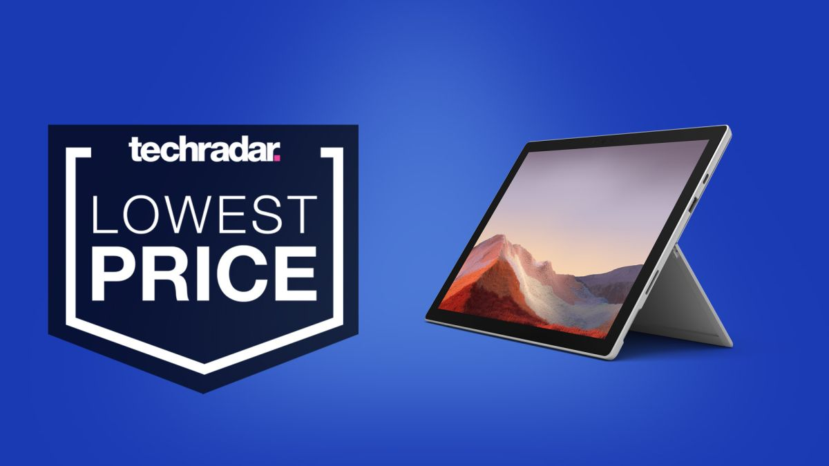 The Surface Pro 7 gets a massive $350 price cut at the Best Buy flash sale