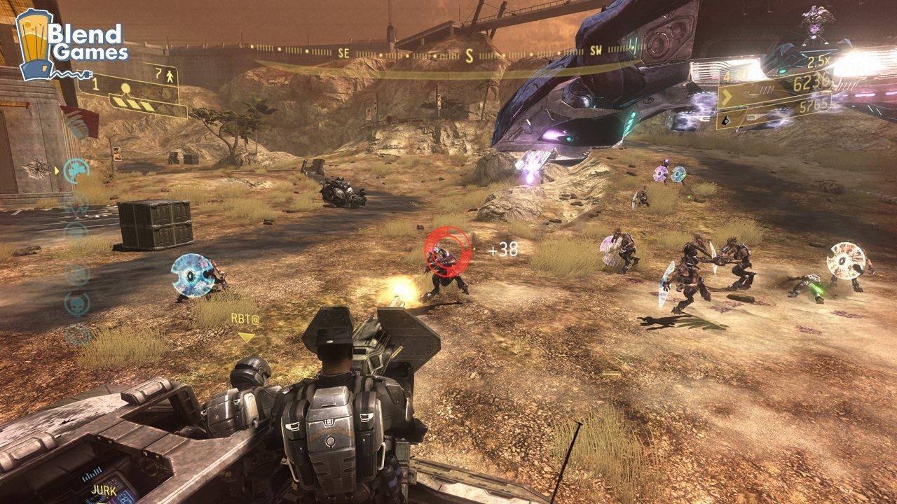 Halo 3: ODST Pre-Order Bonus And Screenshots - CINEMABLEND