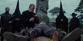 Apostle's Most Gruesome Scene Was Influenced By The Director's Dad