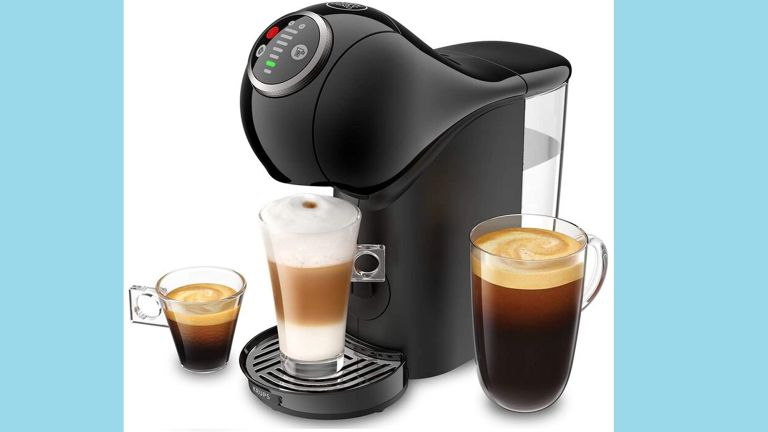 Nescafe Dolce Gusto Genio S Plus Coffee Machine