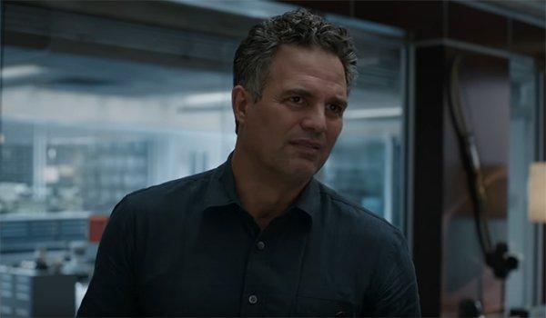 Mark Ruffalo as Bruce Banner in Avengers: Endgame