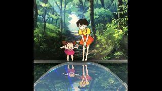 Studio Ghibli blu-ray case