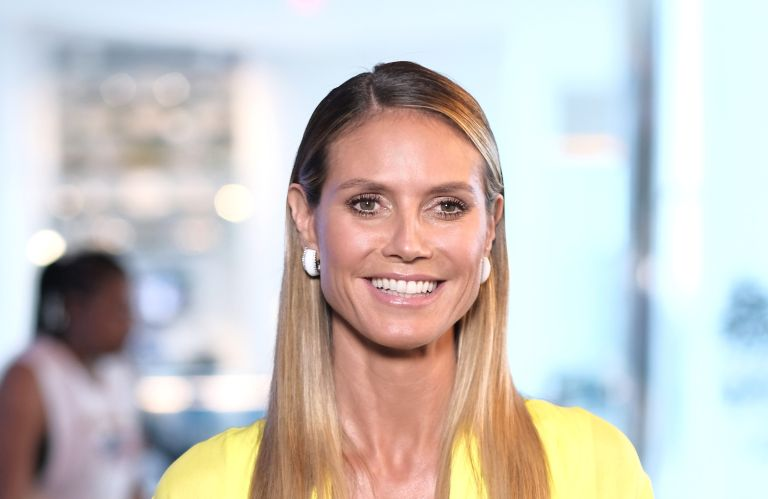 Heidi Klum reveals why she got married to ex Seal 'eight times'