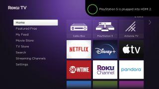 Roku OS 10 update — gaming mode