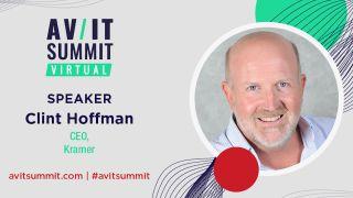 AV/IT Summit Speaker Clint Hoffman