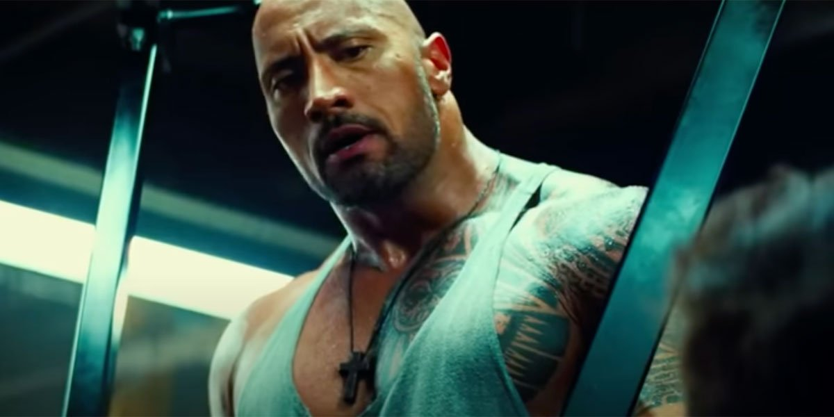 The Rock in Pain and Gain official trailer