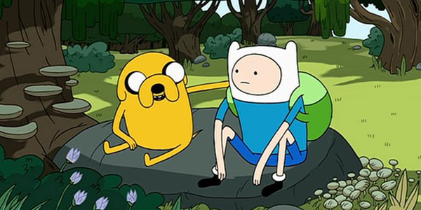 Adventure Time Regular Show And Three More Renewed By