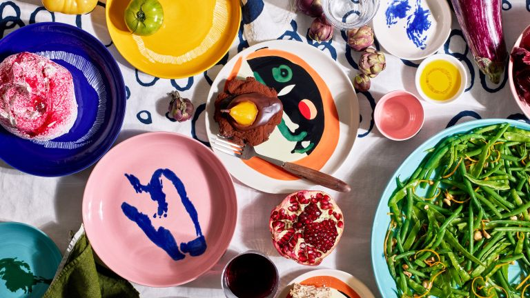 Ottolenghi's new tableware collection