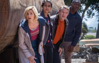 Doctor Who S11 ep 3 The Doctor lands in Alabama