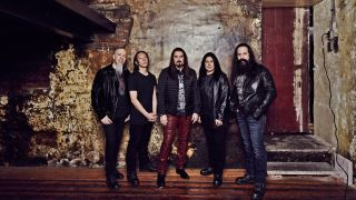 A press shot of Dream Theater