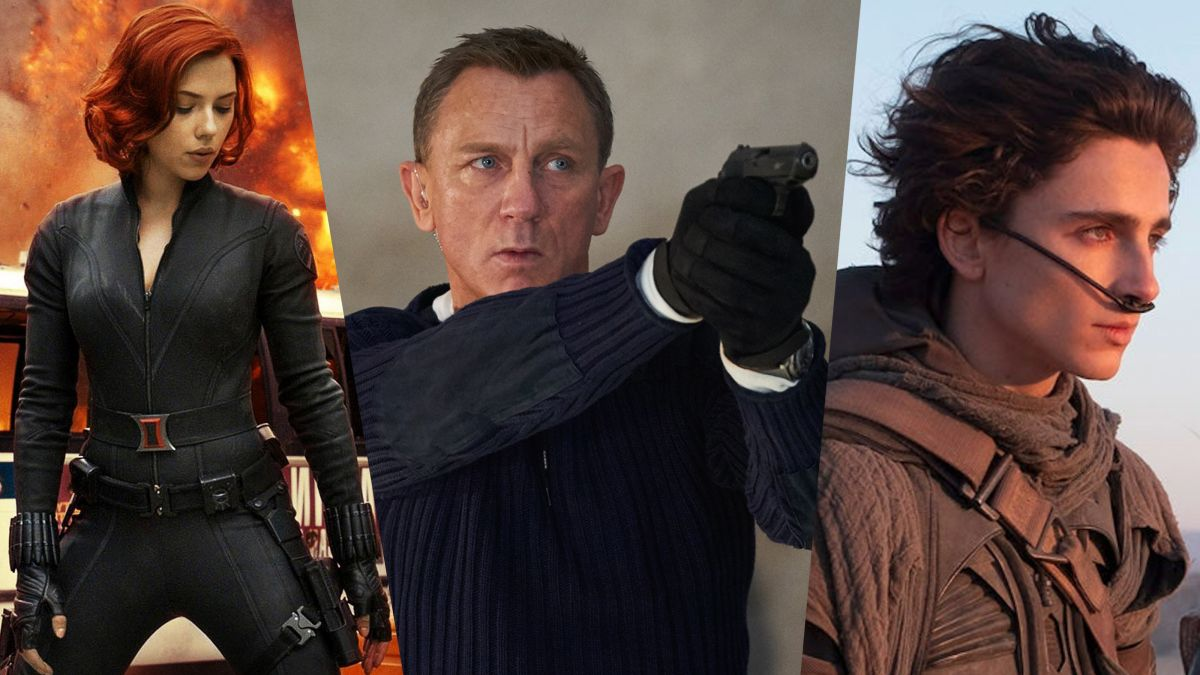 New movies 2021: what to watch in theaters this year - and ...