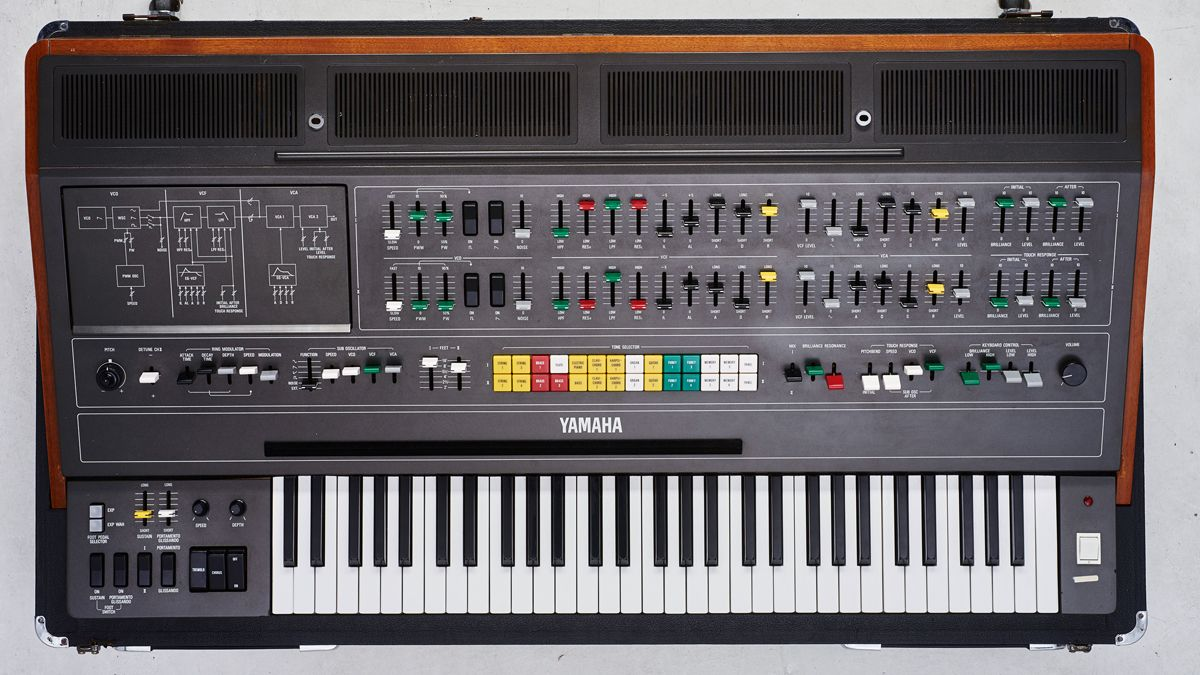 Is Behringer set to beat Yamaha to the punch with its own CS-80 synth?
