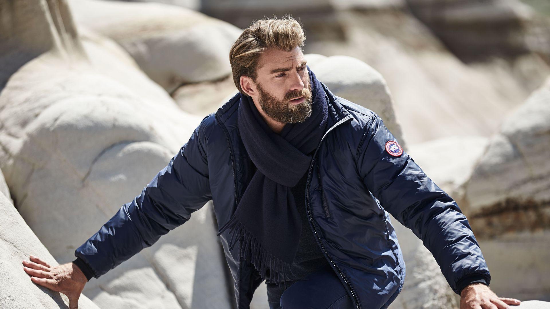 Canada Goose Bromley Winter Jacket for Men