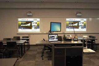 Sheridan College Installs Mobile Collaborative Classrooms