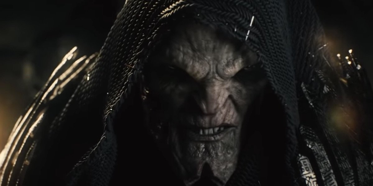 DeSaad in Zack Snyder's Justice League