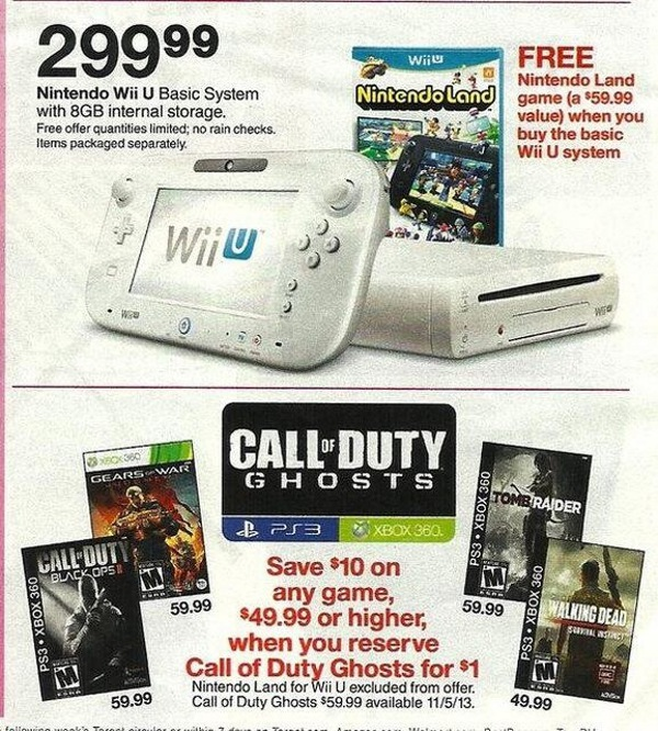 Call of Duty: Ghosts advertisement