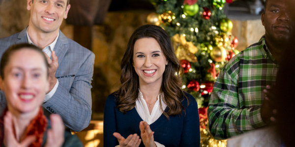 Hallmark Is Getting A Holiday Baking Competition Show, And It's So On Brand