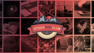 Stock Pop Club logo