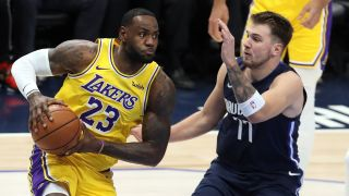 Mavericks vs Lakers live stream