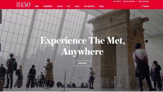 online art galleries The Met