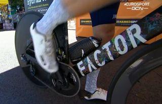 Factor Hanzo TT bike