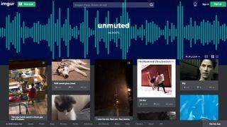 Unmuted channel on Imgur