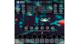 SampleScience Analog Waveforms