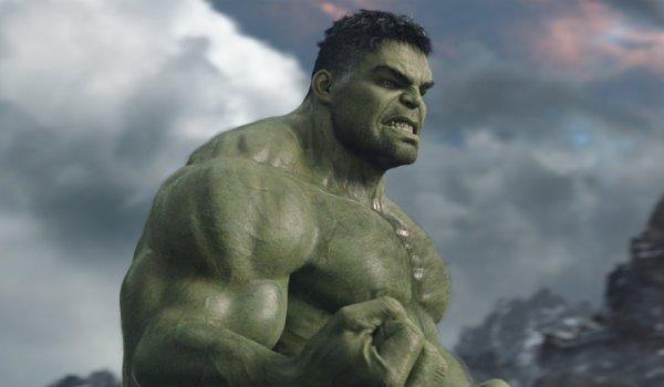 Thor Ragnark Hulk Bruce Banner