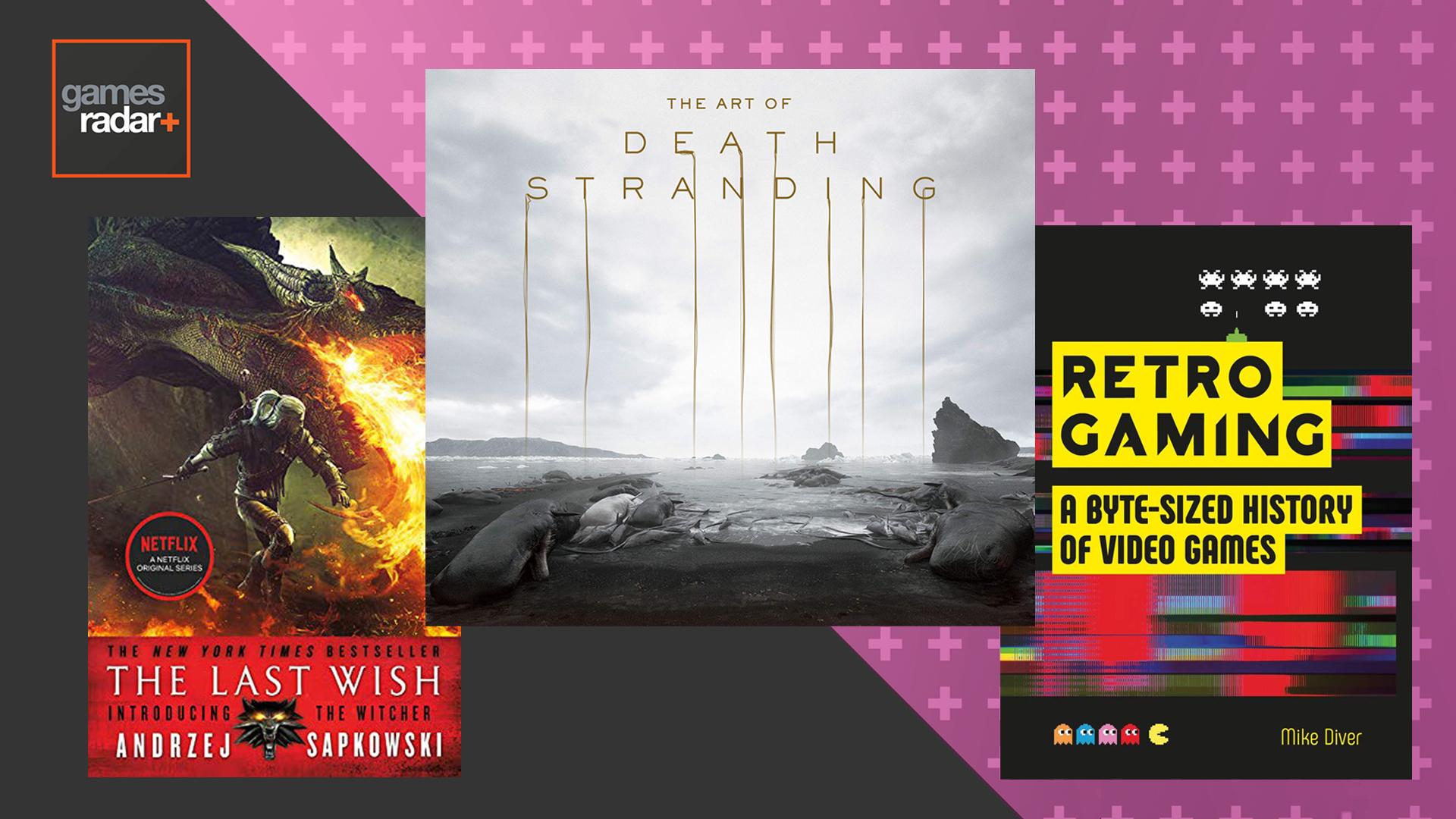 best gaming books 2020 novels retro