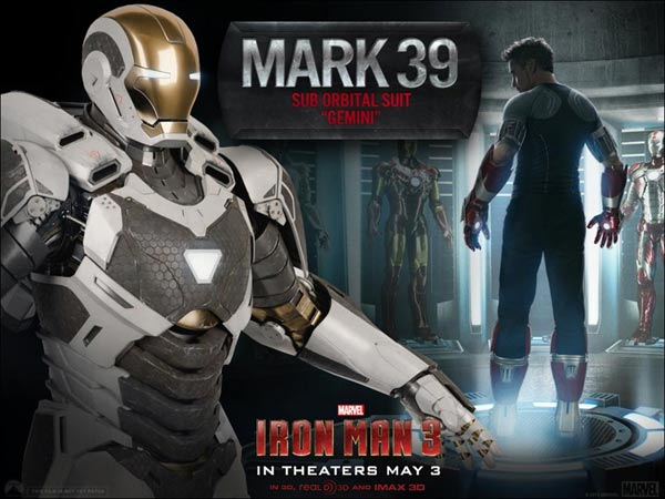 Iron Man 3 Gemini
