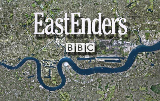 EastEnders Stock Map