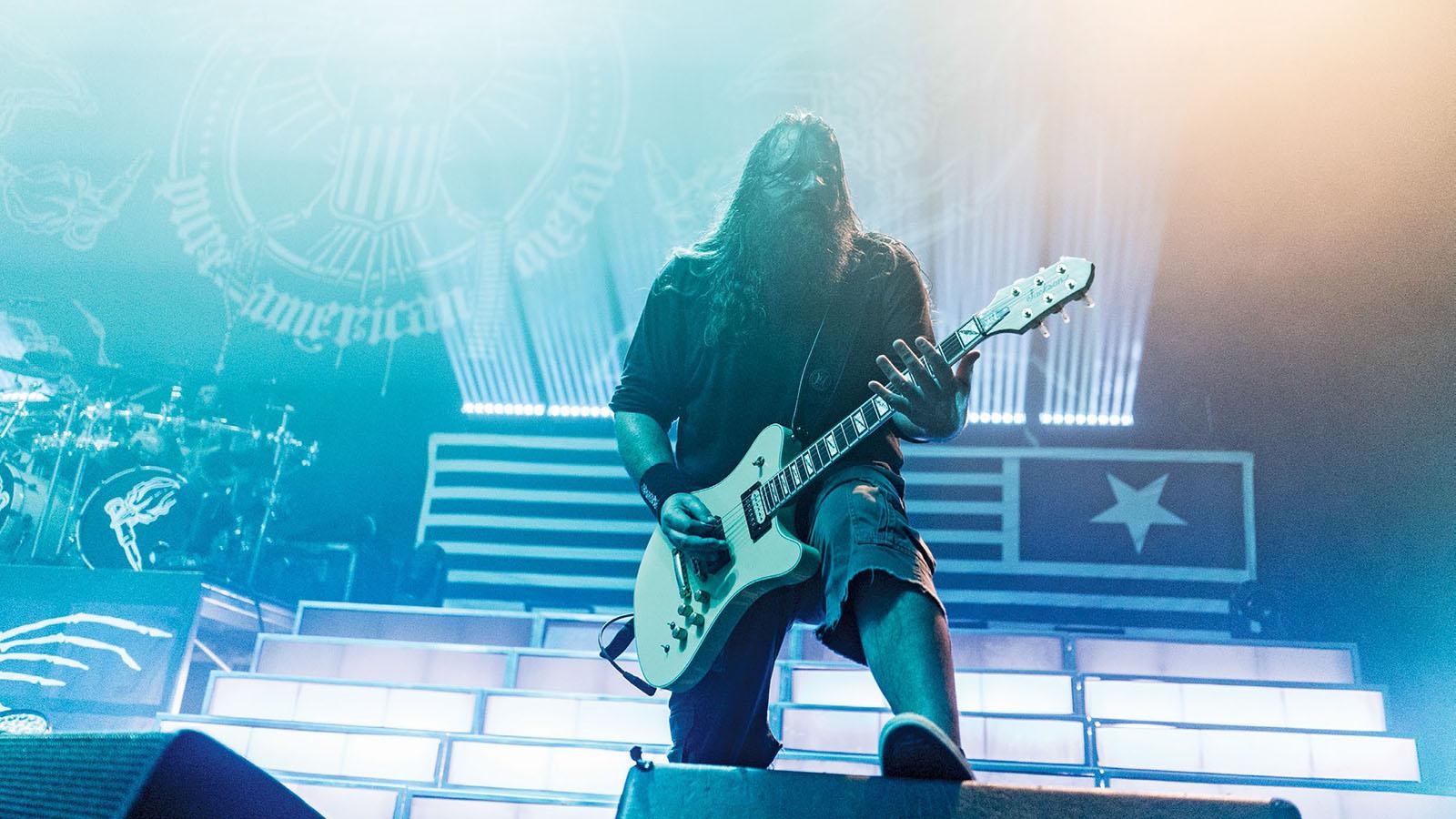 Lamb of God's Mark Morton Talks Debut Solo Album, 'Anesthetic'   Guitarworld