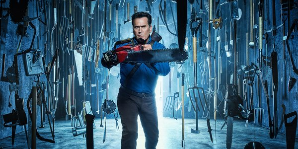 Ash Vs Evil Dead Cancelled At Starz Will Not Return For Season 4 Cinemablend