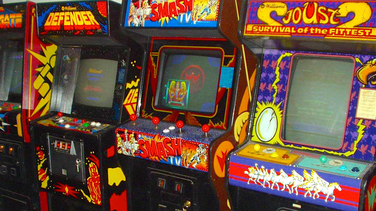 The 50 best arcade games of all time ever techradar malvernweather Gallery