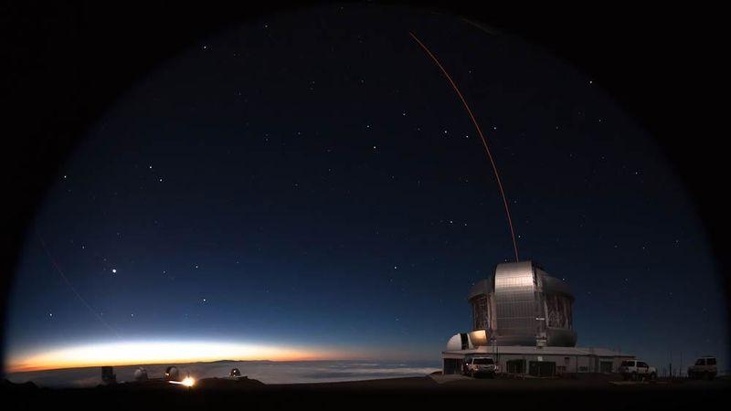'The Goblin' dwarf planet and an ancient quasar receive Hawaiian names