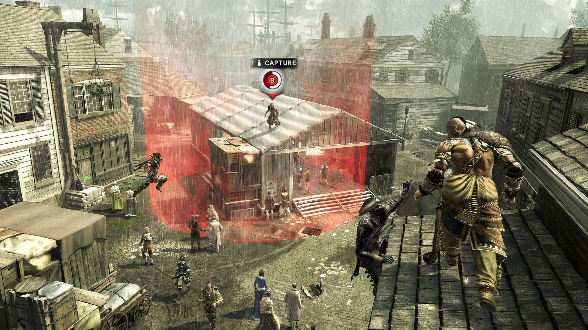 Assassin's Creed 3 Screenshots Travel Across The Colonies #24038