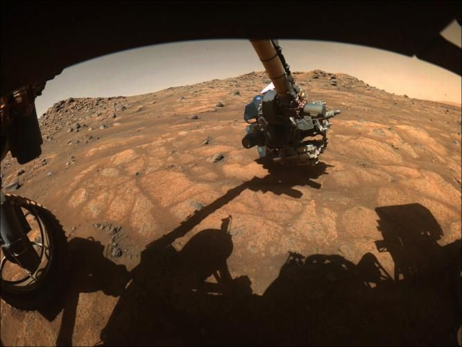 NASA's Perseverance rover gears up to capture its 1st Mars rock sample