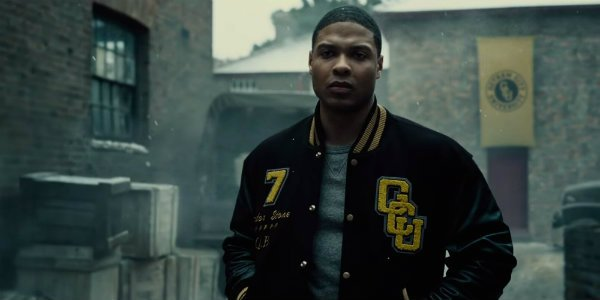 Ray Fisher Victor Stone Cyborg Justice league