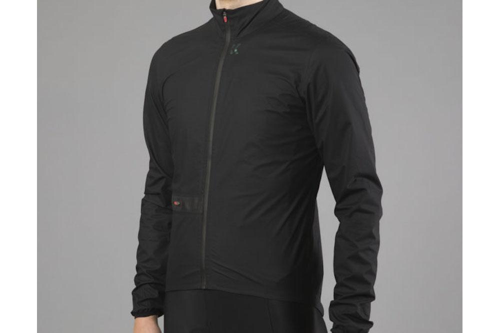cb70e30c57cbf Kalf Flux lightweight jacket review - Cycling Weekly
