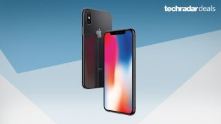 The iPhone X you want with 256GB of storage at its lowest