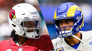 Kyler Murray and Matthew Stafford who will play in the Cardinals vs Rams live stream