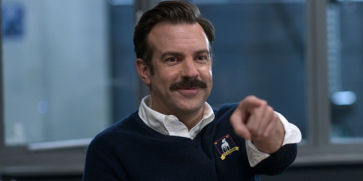 Ted Lasso's Cast Says It's So Hard To Stay Serious While Jason Sudeikis Riffs As Ted
