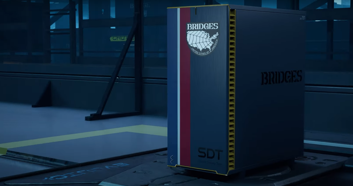 Win a Death Stranding PC case in our giveaway over on the PC Gamer forums
