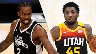 Clippers vs Jazz live stream