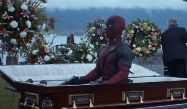 Deadpool 2 Coffin Rise