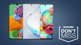 Samsung phone deals